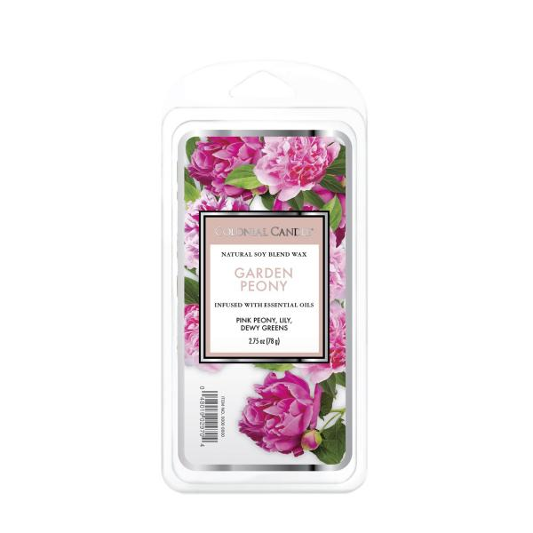 Colonial Candle - Duftwachs - Garden Peony