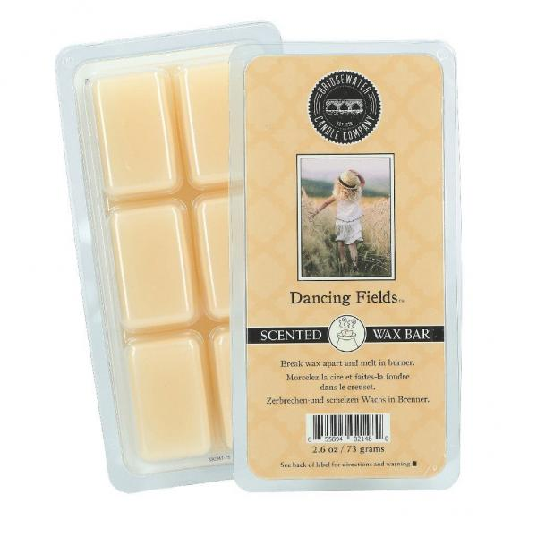 Bridgewater Candle - Scented Wax Bar - Dancing Fields