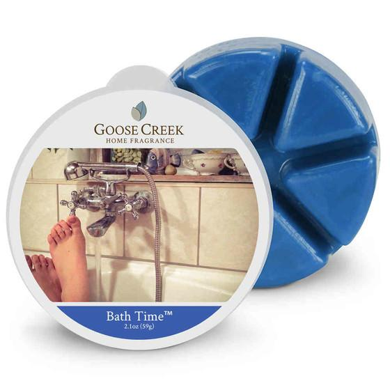 Goose Creek Candle - Duftwachs - Wax Melt - Bath Time •