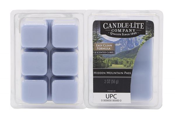 Candle-Lite Company - Wax Cubes - Duftwachs - Hidden Mountain Pass