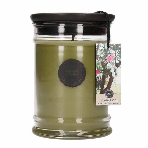 Bridgewater Candle - Große Duftkerze im Glas - Large Jar - Azalea & Oak