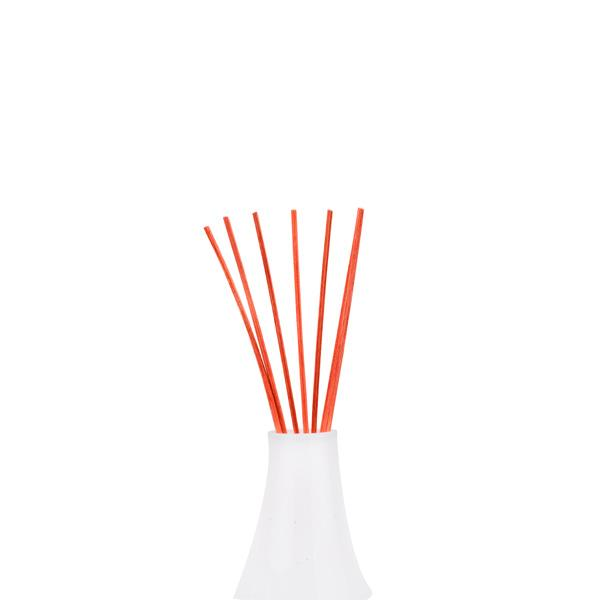 Vogel Frei - Reed Diffuser Sticks - Reed Stäbchen - Orange - 26cm