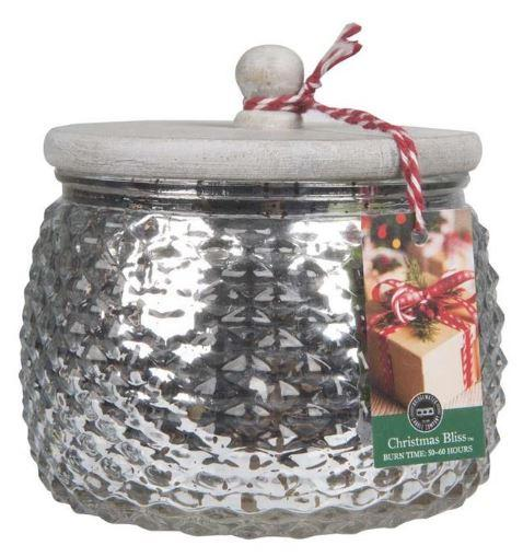 Bridgewater Candle - Duftkerze im Glas - Holiday Jar - Christmas Bliss Δ