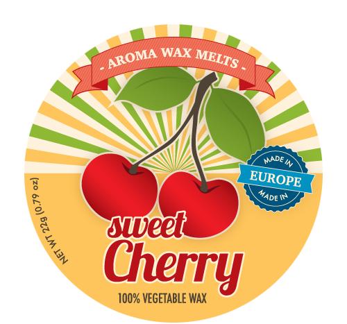 *Aroma Wax Melts - Duftwachs - Sweet Cherry