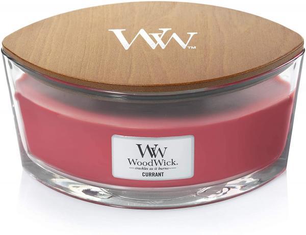 WoodWick - Hearthwick Ellipse Jar - Currant