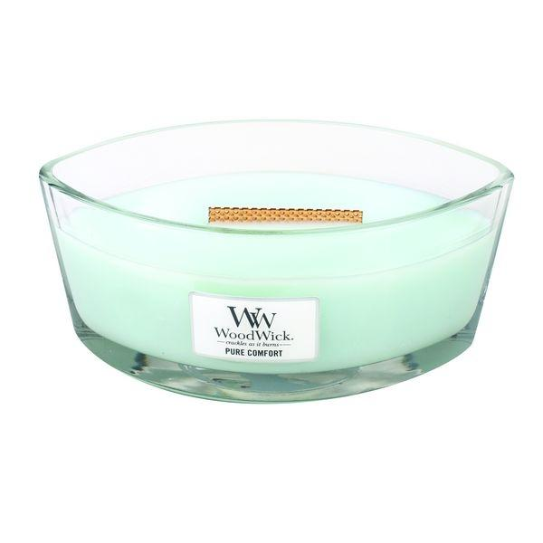 WoodWick - Hearthwick Flame Candle - Pure Comfort