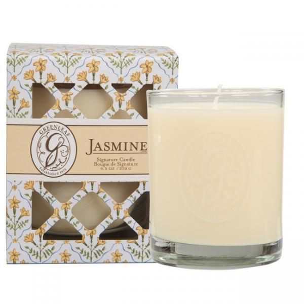 Greenleaf - Duftkerze im Glas - Signature Candle - Jasmine