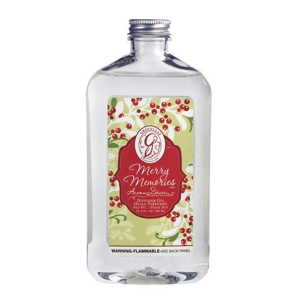Greenleaf - Aroma Decor Oil - Diffuseröl - Merry Memories