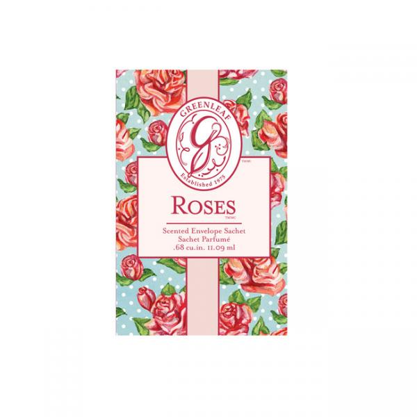 Greenleaf - Duftsachet Small - Roses