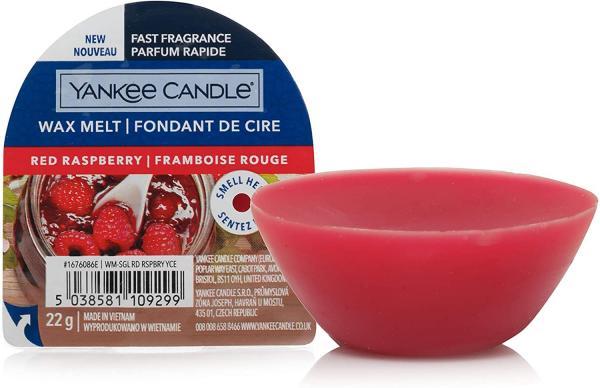 Yankee Candle - Wax Melt - Duftwachs - Red Raspberry