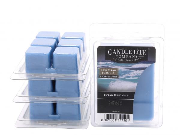 *Candle-Lite Company - Wax Cubes - Duftwachs - Ocean Blue Mist