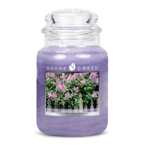 Goose Creek Candle - Classic Jar Duftkerze im Glas - Lilac Garden