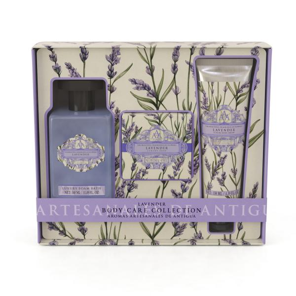 STC - Triple AAA Body Care Collection Lavender