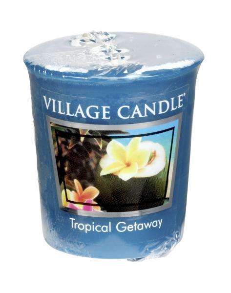 Village Candle - Votivkerze - Tropical Getaway