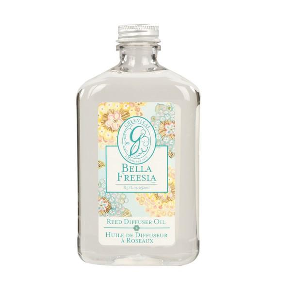 Greenleaf - Reed Diffuser Oil - Reedöl - Bella Freesia
