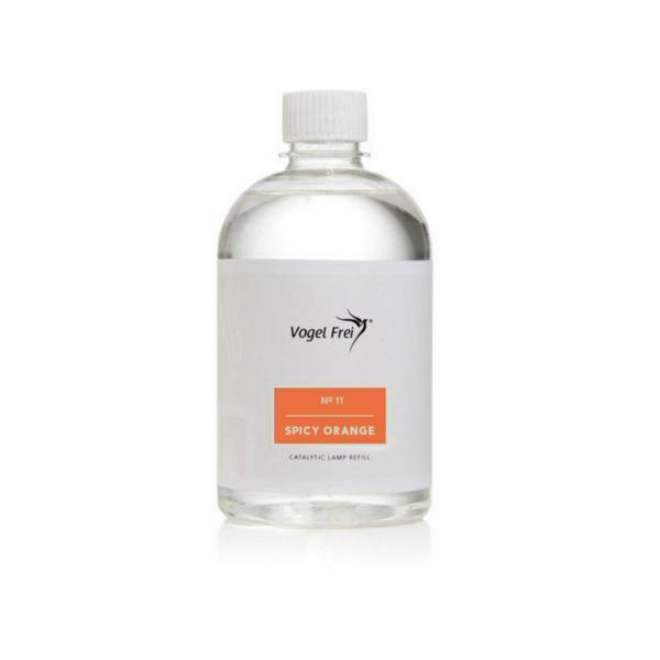 Vogel Frei - Katalytischer Raumduft - 500ml - Spicy Orange