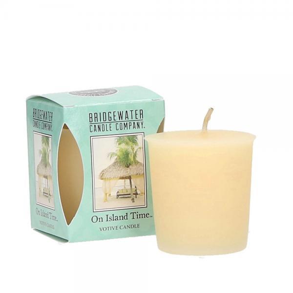 Bridgewater Candle - Votivkerze - On Island Time
