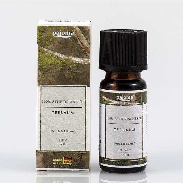 Pajoma - Ätherisches Öl - Duftöl - Teebaum