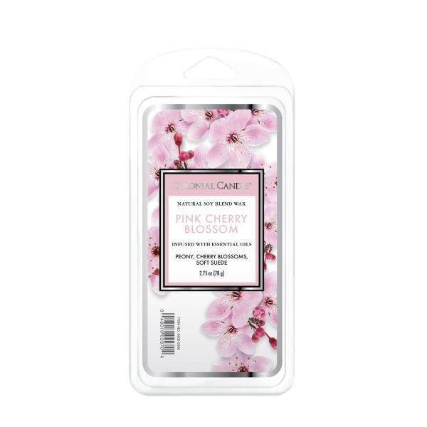 Colonial Candle - Duftwachs - Pink Cherry Blossom