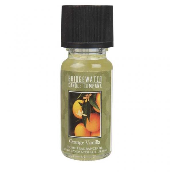 Bridgewater Candle - Home Fragrance Oil - Duftöl - Orange Vanilla χ