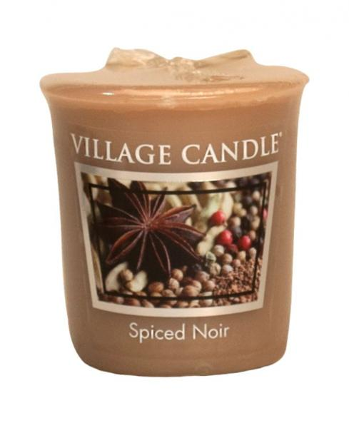 Village Candle - Votivkerze - Spiced Noir