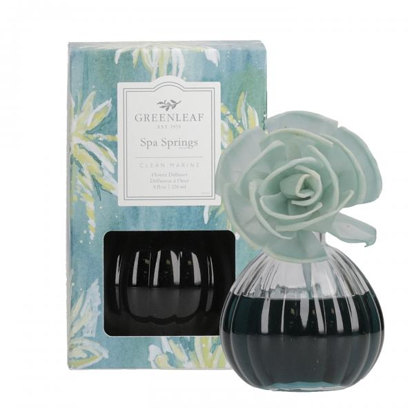 Greenleaf - Flower Diffuser - Spa Springs