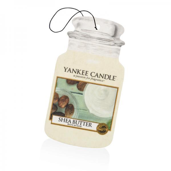 Yankee Candle - Autoduft - Car Jar - Shea Butter