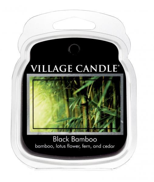 Village Candle - Wax Melt - Black Bamboo