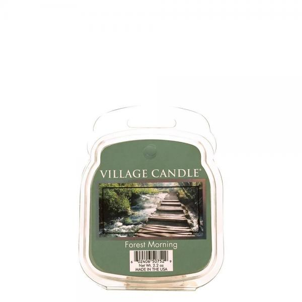 Village Candle - Wax Melt - Forest Morning