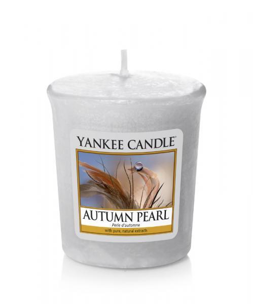 Yankee Candle - Classic Votive - Votivkerze - Autumn Pearl