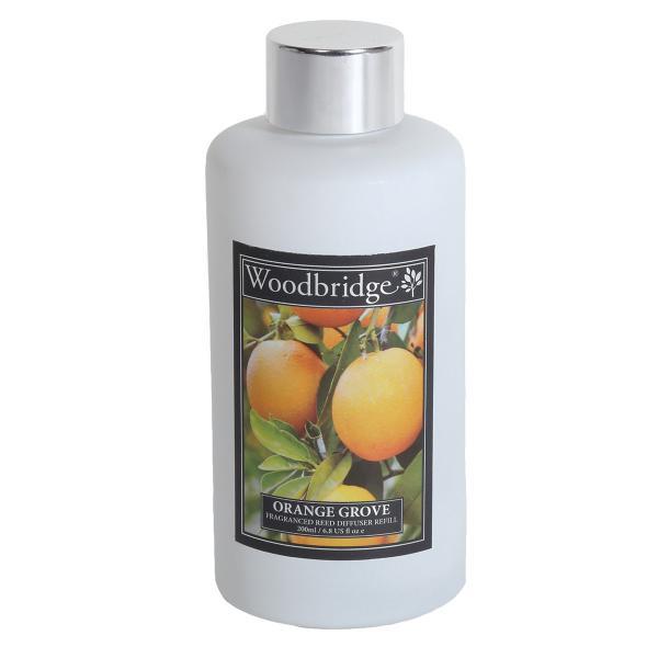 Woodbridge Candle - Reedöl - Orange Grove