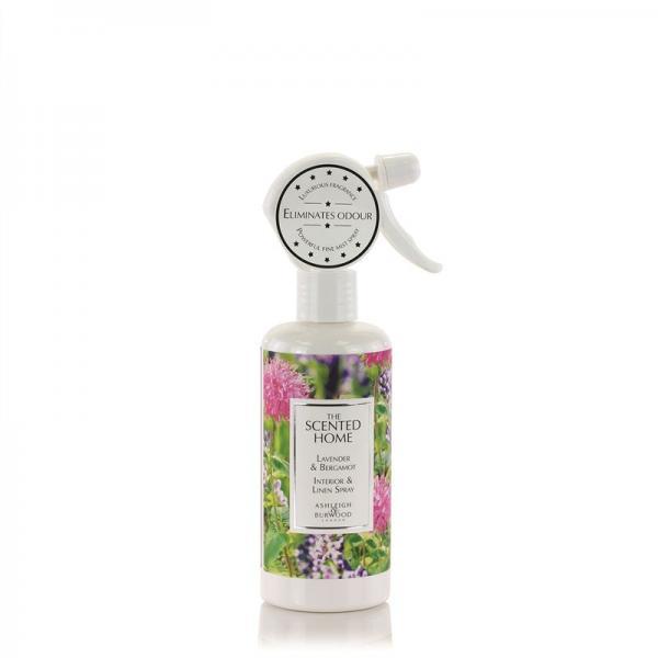 Ashleigh & Burwood - Interior & Linen Spray -Textil- und Raumspray - Lavender & Bergamot