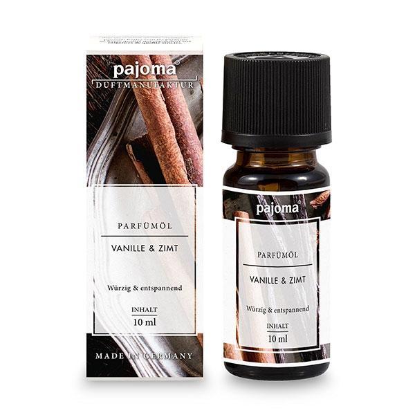 Pajoma - Parfum Öl - Duftöl - Vanille & Zimt