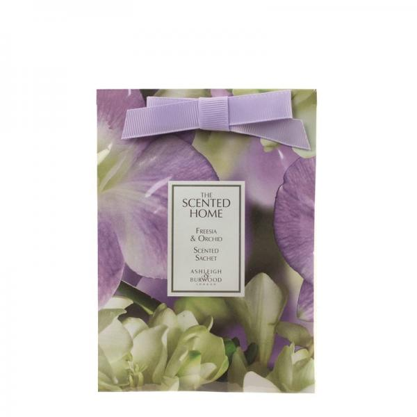 Ashleigh & Burwood - Duftsachet - Freesia & Orchid