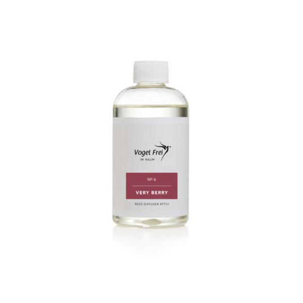 Vogel Frei - Reed Diffuser Oil - Reedöl - Very Berry