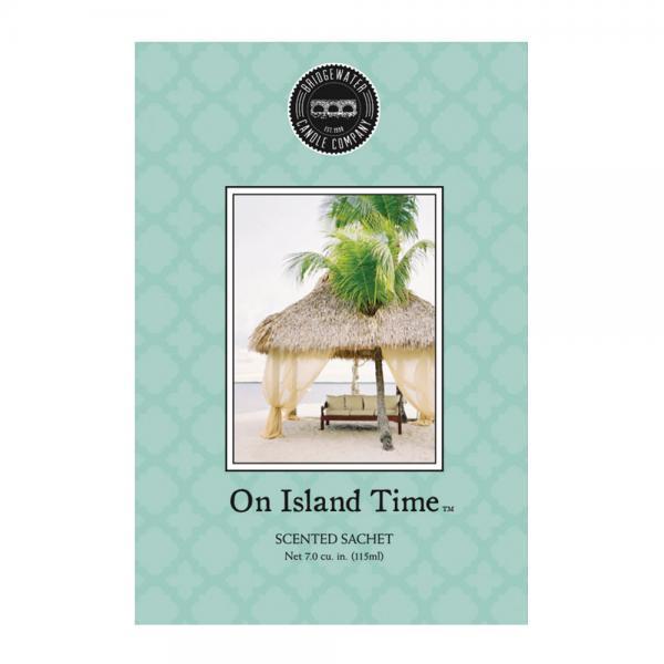 Bridgewater Candle - Duftsachet - On Island Time