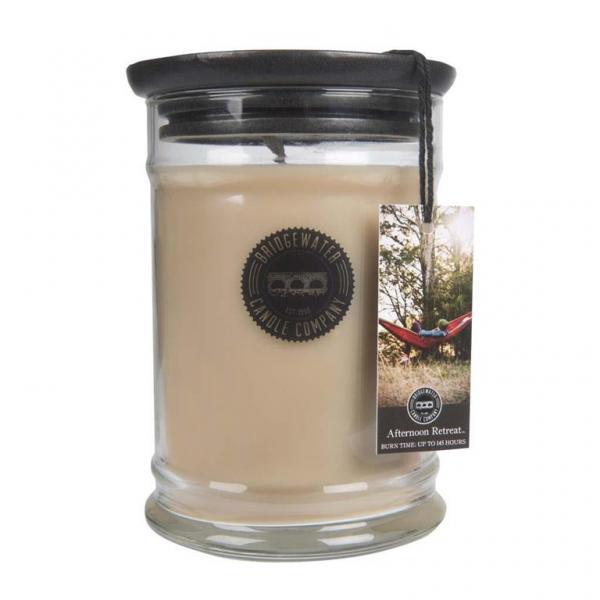 Bridgewater Candle - Große Duftkerze im Glas - Large Jar - Afternoon Retreat