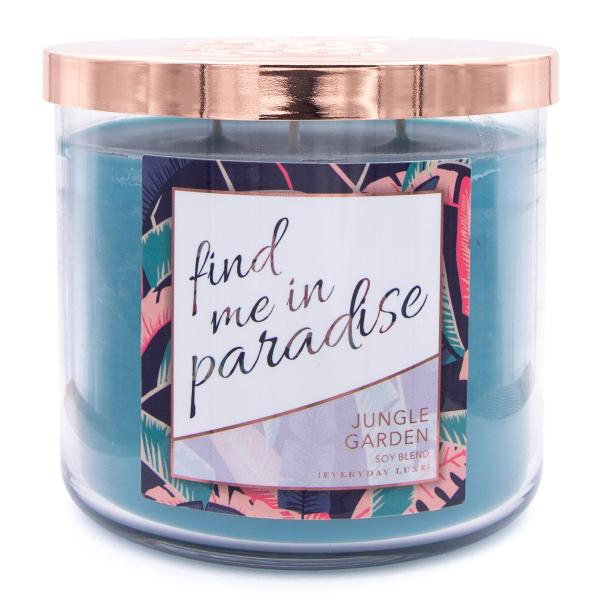 Colonial Candle - Mittlere Duftkerze im Glas - Everyday Luxe - Find Me In Paradise