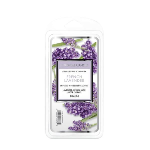 Colonial Candle - Duftwachs - French Lavender