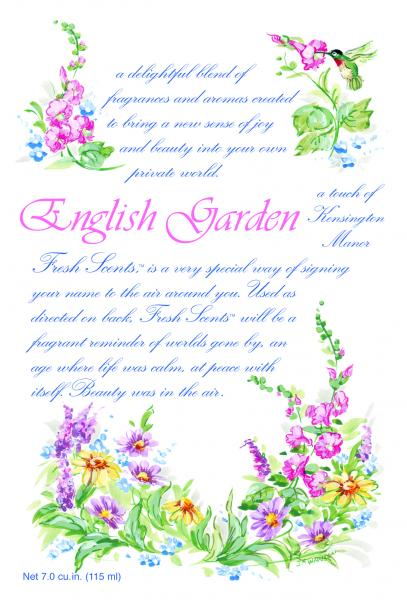 Willowbrook Fresh Scents - Duftsachet - English Garden