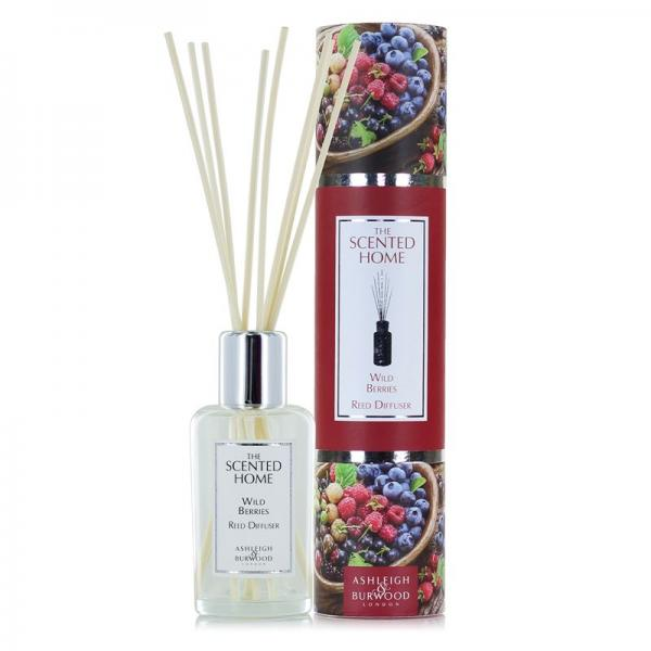 Ashleigh & Burwood - The Scented Home - Reed Diffuser - Wild Berries