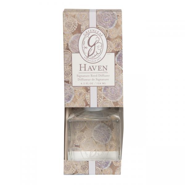 Greenleaf - Signature Reed Diffuser - Haven