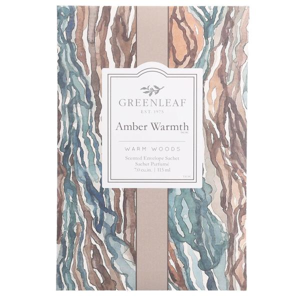 Greenleaf - Duftsachet Large - Amber Warmth