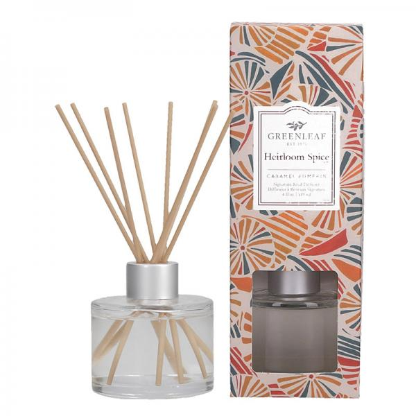Greenleaf - Signature Reed Diffuser - Heirloom Spice