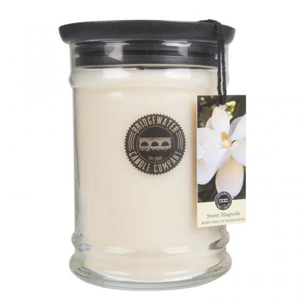 Bridgewater Candle - Große Duftkerze im Glas - Large Jar - Sweet Magnolia