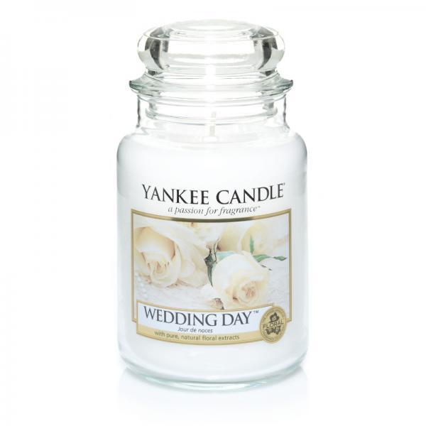Yankee Candle - Classic Large Jar Housewarmer - Wedding Day
