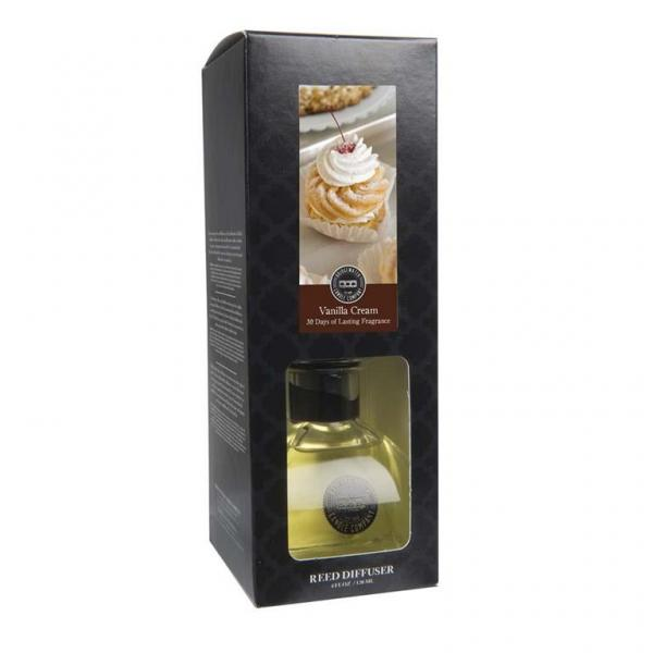 Bridgewater Candle - Reed Diffuser - Vanilla Cream