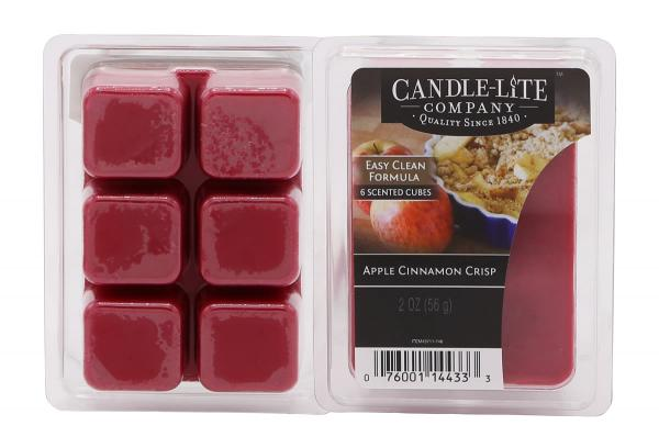 Candle-Lite Company - Wax Cubes - Duftwachs - Apple Cinnamon Crisp