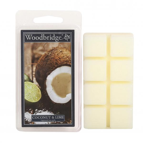 Woodbridge Candle - Duftwachs - Coconut & Lime