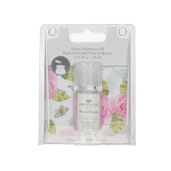 Greenleaf - Home Fragrance Oil - Duftöl - Peony Bloom